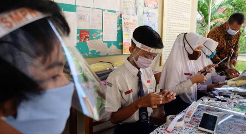 SEKOLAH Tatap Muka Tunggu Persetujuan Plt Walikota Banjarmasin