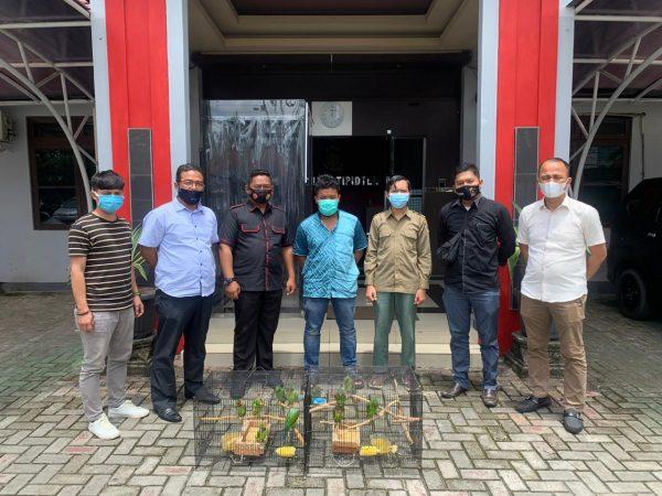 11 BETET Diamankan Anggota Dit Reskrimsus Polda Kalsel