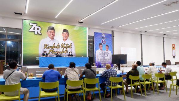 ADEMKAN Tensi Politik, Tanbu Berdoa Serentak di 1.300 RT