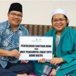 MAJELIS As-Shofa Banjarmasin Terima Bantuan UPZ Bank Kalsel