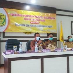 LAPORAN Dana Hibah Pilkada Harus Rampung 31 Desember