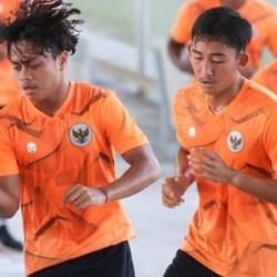 LAWAN TANGGUH Diinginkan Timnas U-19 saat Gelar TC di Luar Negeri