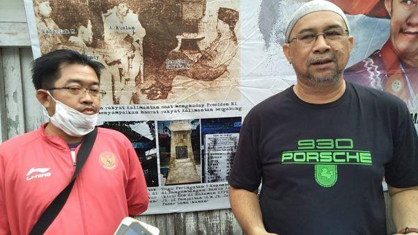 TAK TERIMA 'CUITAN' di Medsos, Anak Maestro Anang Ardiansyah Layangkan Somasi ke Seorang Seniman Banua
