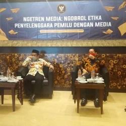 DKPP-RI: Bawaslu Tidak Berhak Minta Klarifikasi Wartawan