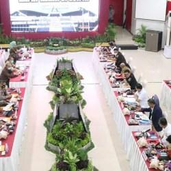 Pangeran Khairul Saleh Pimpin Raker Spesifik Komisi III DPR RI ke Sulteng