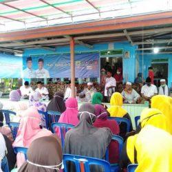 MANTAN Ketua DPRD Tanbu dan Provinsi Ajak Warga Pilih Pemimpin Berpengalaman