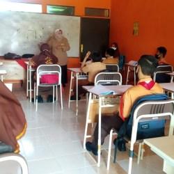 TERANCAM! Penerapan Belajar Tatap Muka Sekolah di 2 Kelurahan yang Masuk Zona Merah
