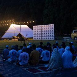JELANG PENCOBLOSAN Relawan ZR Doa Bersama Lagi di 1.300 RT untuk Pilkada Damai