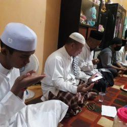 DOA BERSAMA Relawan Lintas Agama 'Bergema' untuk Kemenangan ZR