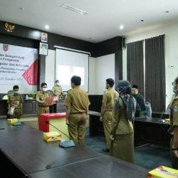 DISUMPAH, 5 Pejabat Fungsional Lingkup DPMPTSP Kalsel