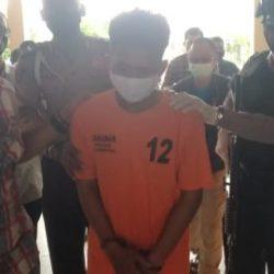 DIRINGKUS Pembunuh Cewek ABG di Hotel, Ternyata Terlibat Pula Pencurian Motor Milik Om-nya