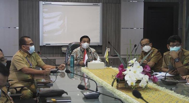 SISWA SMP di Banjarmasin Belajar Tatap Muka Januari Depan