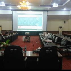 PAPARAN Kinerja dan Permodalan Diekspos Bank Kalsel
