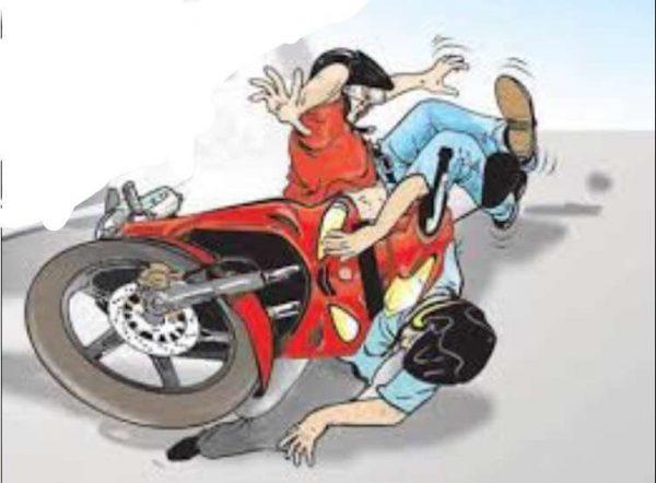 DIDUGA PENGARUH Alkohol, Pengendara Motor Terjatuh Tewas, yang Membonceng Hanya Luka Lecet