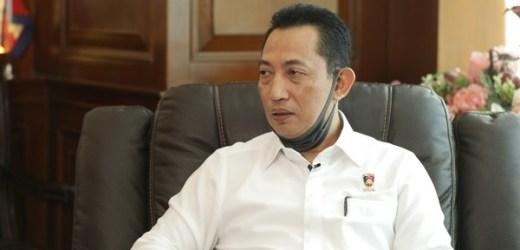CALON TUNGGAL Kapolri Listyo Sigit Ditanggapi NU dan Muhammadiyah