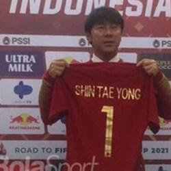 JALAN TERJAL Tae-yong Loloskan Timnas Indonesia ke Piala Asia 2023