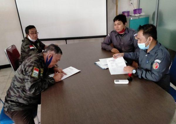 DPD PIK Laporkan Denny Indrayana ke Bawasku Kalsel
