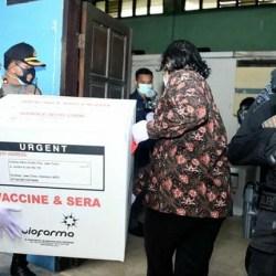 DIJATAH 6.590 Dosis Vaksin, Bagi Banjarmasin Jumlah Ini Masih Kurang