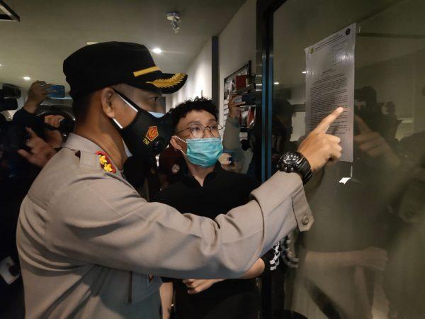 JAM MALAM Penerapan di PPKM Aparat Gabungan Berpatroli dan Ini Harapan Ketua DPRD Kalsel
