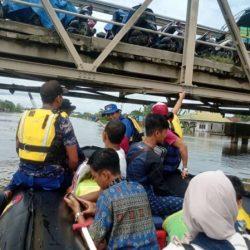 TERDAMPAK 210 Ribu Jiwa Akibat Banjir di Kalsel