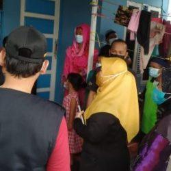 KORBAN Asal Pelaihari Sekitar 30 Orang Mengungsi ke Kelurahan Pelambuan Banjarmasin Barat