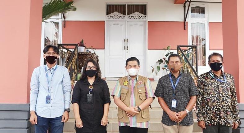 PT TASPEN Bantu Paket Sembako untuk Korban Banjir Banjarmasin