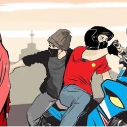 WAH-WAH Begal Payudara dan Polresta Banjarmasin Selidik Kasusnya
