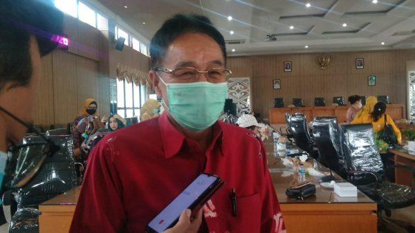 DEWAN KALTENG Pelajari Mekanisme Pemulihan Bencana Banjir di Kalsel