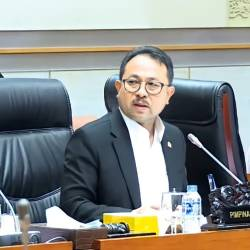 PANGERAN KHAIRUL SALEH Pimpin RDP, Minta BNPT Kedepankan Prinsip HAM Cegah dan Tanggulangi Terorisme