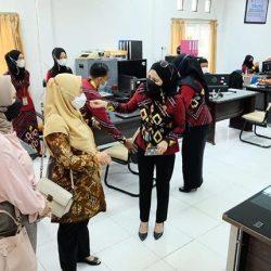 KOMISI II DPRD Kalsel Optimis UPPD Marabahan Capai Target