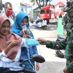 MASIH DI ATAS 2O0, Kalsel Sumbang 207 dari Sebaran 5.744 Kasus Baru Positif COVID-19 di RI