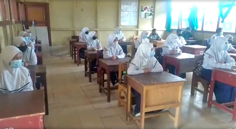 PUNYA SATGAS Covid-19 Sendiri, Diinginkan Sekolah di Banjarmasin