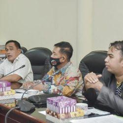 REALISASI Pembangunan Pintu Gerbang Provinsi Kalsel Didukung Komisi III DPRD