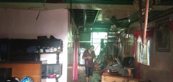 JULAK SUBLI Malah Tak Tahu di Lantai Dua Rumahnya Terbakar
