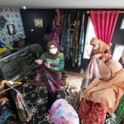 TAK LELAH Ibu Pj Gubernur Kalsel Promosikan Produk Lokal