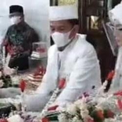 KUNJUNGI PALANGKA, Pangeran Khairul Saleh Diminta Jadi Saksi Ijab Qabul Kakak Gubernur Kalteng dan Putri Pariwisata