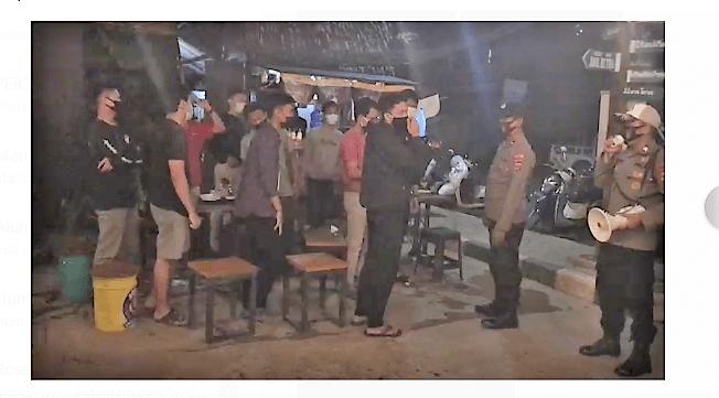 TINGKATKAN CIPKON Wilayah Polsek Satui Jelang MTQ Tingkat Provinsi Kalsel dan Ramadan