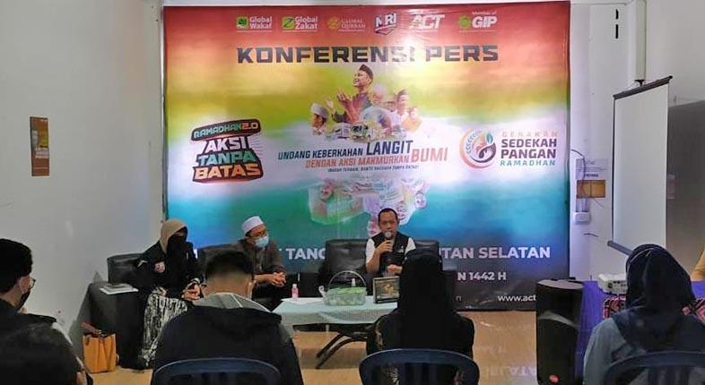 GAPAI BERKAH, Ramadhan dengan Kolaborasi Tanpa Batas ACT