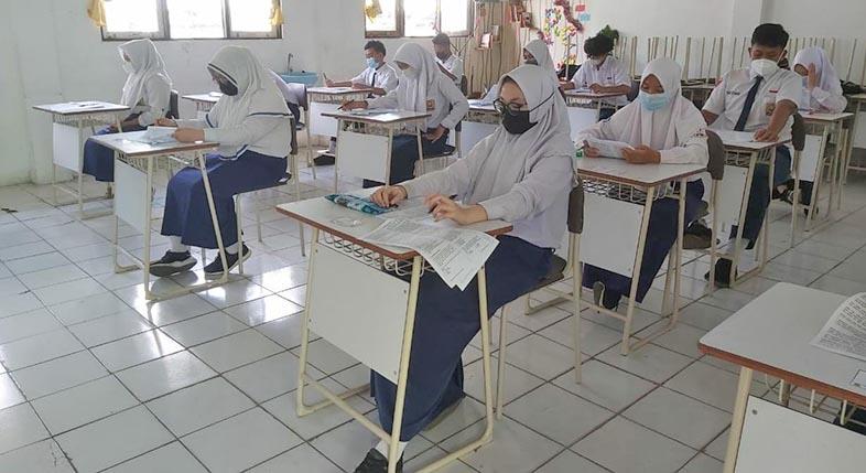 MENURUN, Kalsel Sumbang 52 dari Sebaran 4.952 Kasus Baru Positif COVID-19 di Indonesia