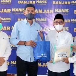 UPZ BANK KALSEL Berikan Bantuan Lewat Pemkab Banjar