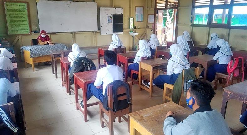 TERPAPAR COVID-19 Ratusan Anak di Kalsel, Pakar Soroti Rencana PTM