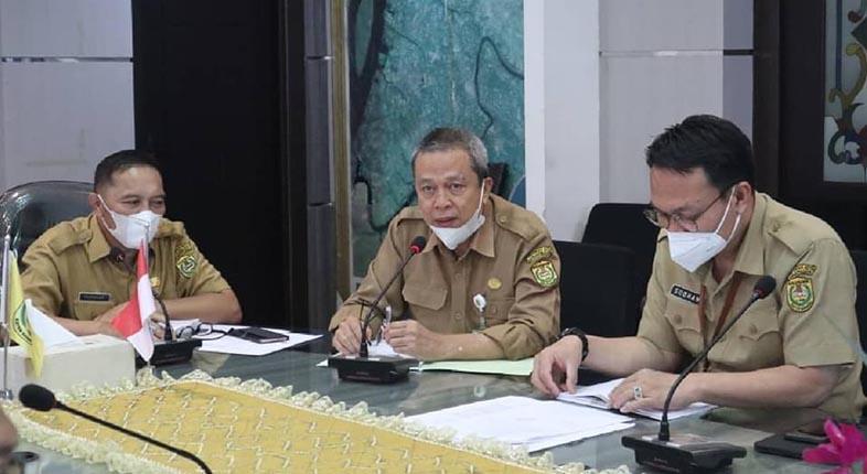DIBAHAS Penyederhanaan Birokrasi di Lingkungan Pemko Banjarmasin