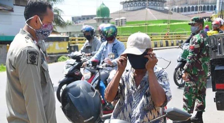 MENURUN, Kalsel Sumbang 54 dari Sebaran 4.402 Kasus Baru COVID-19 di Indonesia