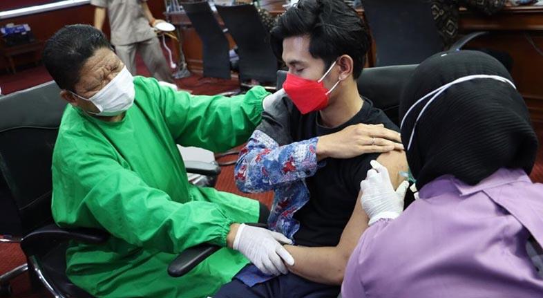 KALSEL SUMBANG 54 dari Sebaran 4.369 Kasus Baru COVID-19 di Indonesia