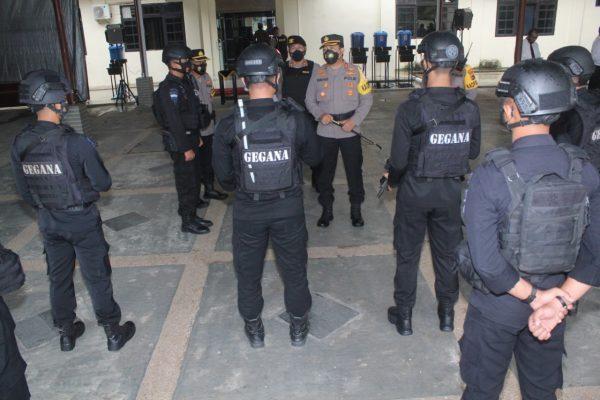 IRJEN POL RIKWANTO : Jangan Ada Celah Berbuat Aksi Meresahkan dan Mengganggu Kamtibmas