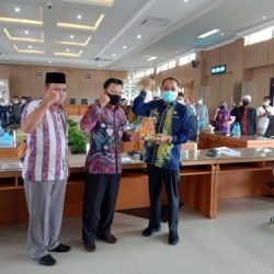 POLDER ALABIO, Usulan Legislatif HSU akan Dibawa Ketua DPRD Kalsel ke Pusat