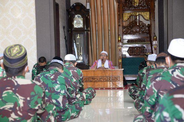 NILAI NUZULUL QUR'AN, Danrem 101/Ant : Aktualisasi Wujudkan TNI AD Kuat dan Dicintai Rakyat