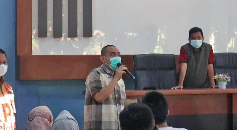 BIMTEK KPPS Menjelang PSU Pilwali Banjarmasin