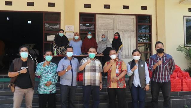 bimbingan teknis KPPS, yang berlangsung di Aula Kecamatan Banjarmasin (2)