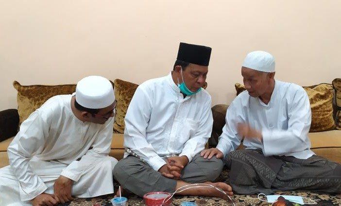 MERASA DICATUT Denny, Lantas Habib Hasan Bahasyim Meluruskan dan Terpaksa Menyatakan Sikap Terbuka